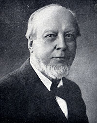 Composer Dudley Buck (about 1890)