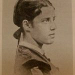 Young Emma Lazarus