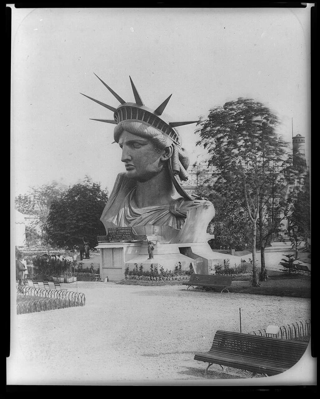 statue of liberty thesis A brief overview of the history and architecture of the statue of liberty - the statue of liberty is one of the united states  the statue of liberty essay by.